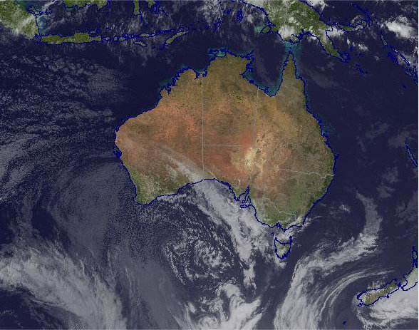 august weather map