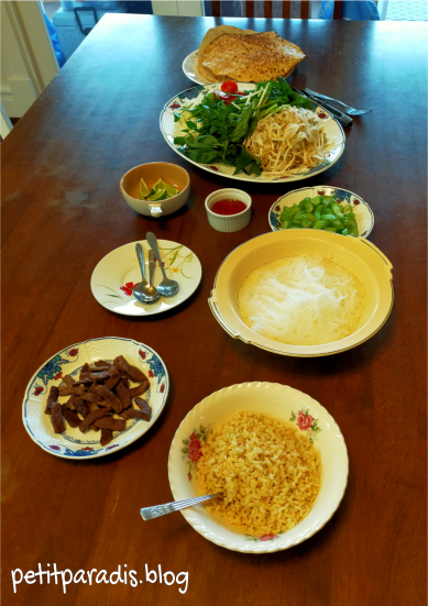 dinner 2 pp
